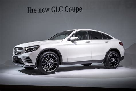 Mercedes Glc Coupe by Mercedes Glc Coupe Looks Interesting In The Flesh