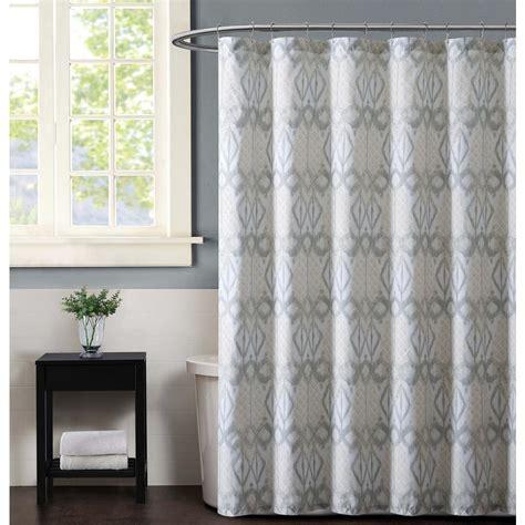 neutral shower curtain home fashions margarita shower curtain 901769 the 1069