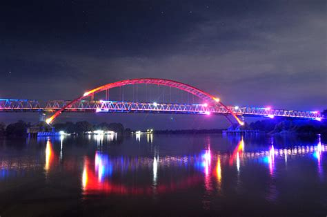 palangkaraya kahayan bridge