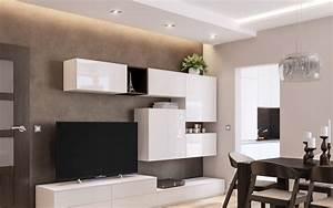 Indirekte Beleuchtung Wohnzimmer : akzente durch indirekte beleuchtung und led spots setzen ~ Watch28wear.com Haus und Dekorationen