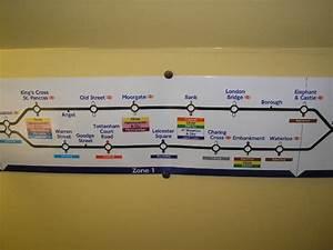 Jubilee Line Charing Cross