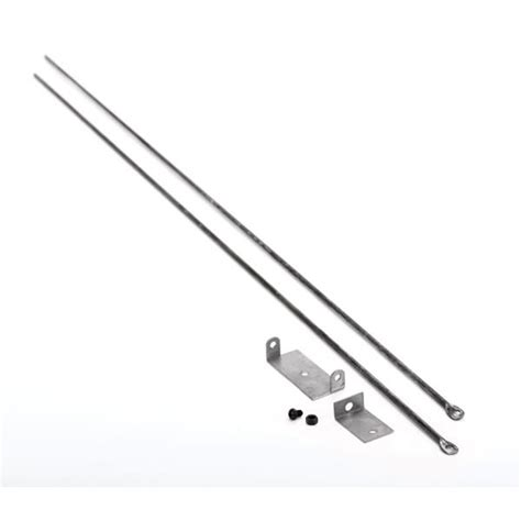 woodfield hanging fireplace spark screen rod kit 61090