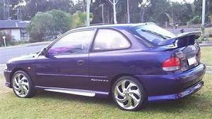 Ditzy Byatch 1998 Hyundai Excel Specs  Photos