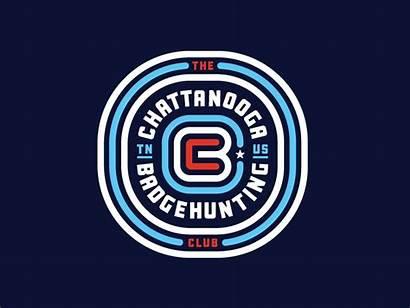 Chattanooga Club Dribbble Badge Portland Javascript Enabled