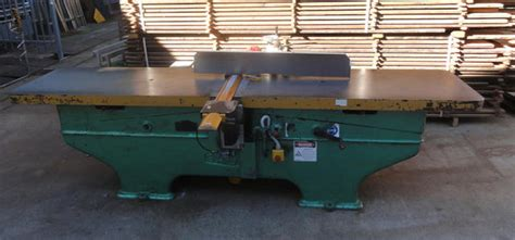 oliver  dd  true pattern makers jointer canadian