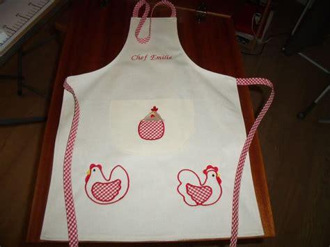 tablier de cuisine pour fille best 20 tablier cuisine enfant ideas on