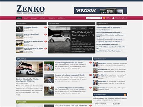 Newspaper Theme Best Newspaper Themes For Smashing Magazine