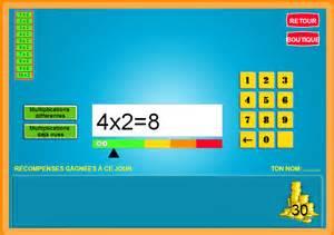 ateliers et jeux autour des tables de multiplication de 2