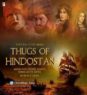 Thugs Of Hindostan 2018 Movie Star Cast, Story, Trailer