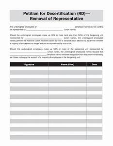 13 printable petition template examples templates assistant With signature petition template