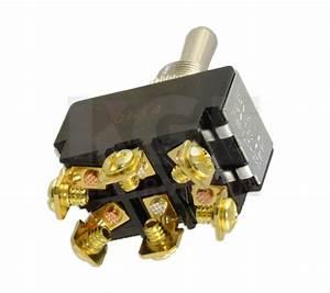 Interrupteur à Levier : interrupteur levier haute performance dpdt on momentan ~ Dallasstarsshop.com Idées de Décoration