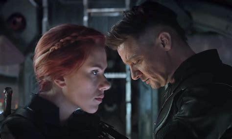 Avengers Promo Art Unites Scarlett Johansson Jeremy Renner