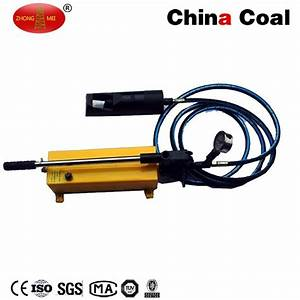 China Manual Cable Tensioner Portable Mine Anchor Rope