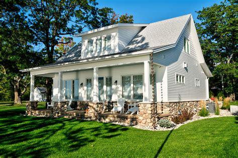 Cottage Rennovations Torch Lake Builder Design Build