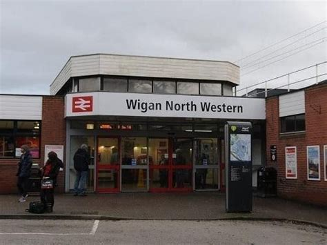 Wigan vs Warrington: The battle for HS2 | Wigan Today