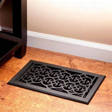 DIY Floor Vent Covers ? The Homy Design