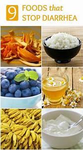 9 Foods That Stop Diarrhea