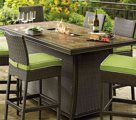 bar height patio table plans woodworking projects plans