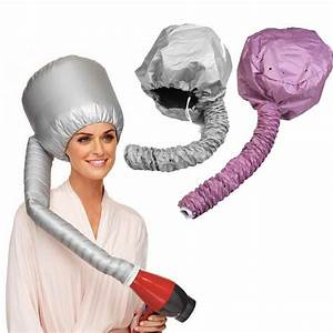 Travel Home Portable Soft Hood Bonnet Attachment Haircare
