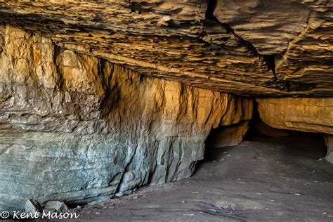 sinks of gandy cave map west virginia photographs