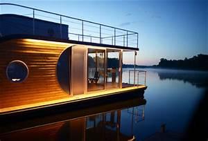 Holz Im Wasser Verbauen : hausboot kaufen nautilus hausboote auch freiheit ~ Lizthompson.info Haus und Dekorationen