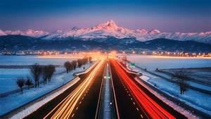 Turin - Pinerolo Highway HD Wallpaper Wallpaper Studio