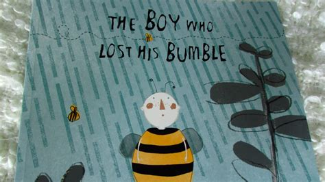 The Boy Who Lost His Bumble By Trudi Esberger Read Aloud