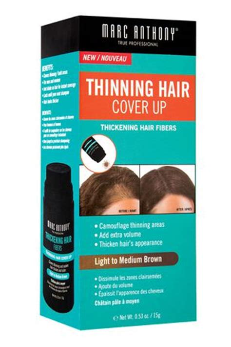 marc anthony true professional thinning hair cover