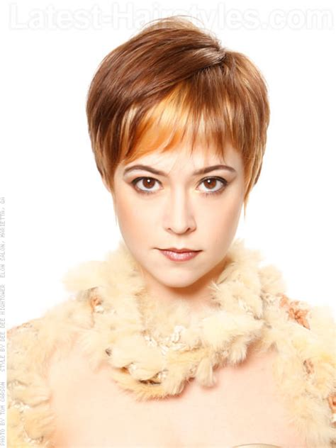 Textured Pixie Hairstyles by All In One 24 Chic Haircuts That Ll Make You Want
