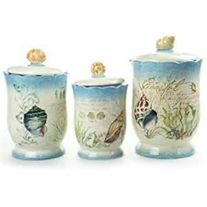 rooster kitchen canister sets coastal canister set
