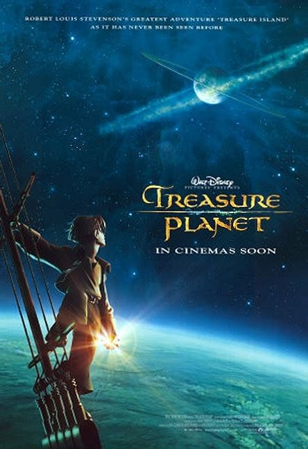 Treasure planet (2002) poster v2. Cartoon Pictures for Treasure Planet (2002) | BCDB