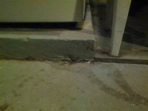 Waterproofing how can i stop this water from entering my for Water coming up from basement floor