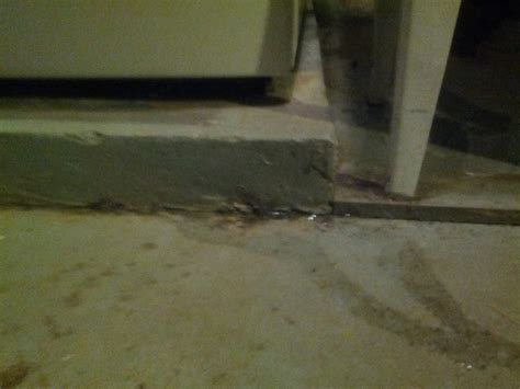 waterproofing   How can I stop this water from entering my