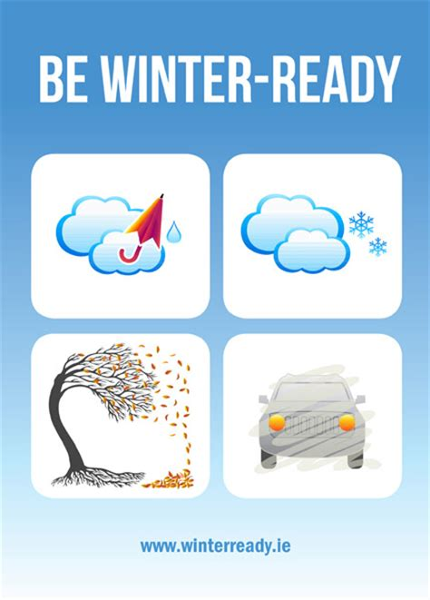 Doyle Alerts Wicklow To Avail Of The 'be Winter Ready' Campaigns  Andrew Doyle Td
