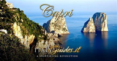 capri travel guide attractions     capri