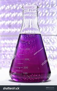 Scientific Laboratory Glass Conical Erlenmeyer Flask Stock
