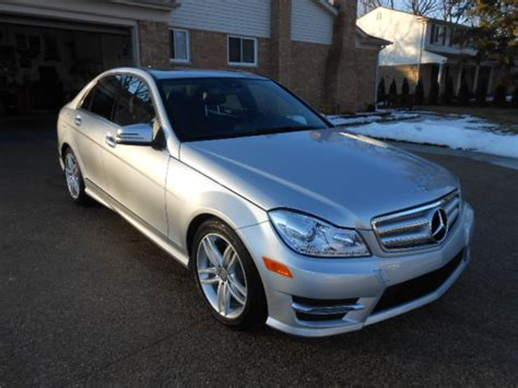 The 2015 c300 and c400 models both pack turbocharged engines and 4matic awd as standard for the us market, and the pricing moves up the scale noticeably as well. 2013 Mercedes-Benz C-Class C300 Sport 4MATIC For Sale ...