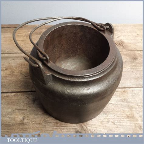 rare large clean vintage joiners  wide cast iron glue