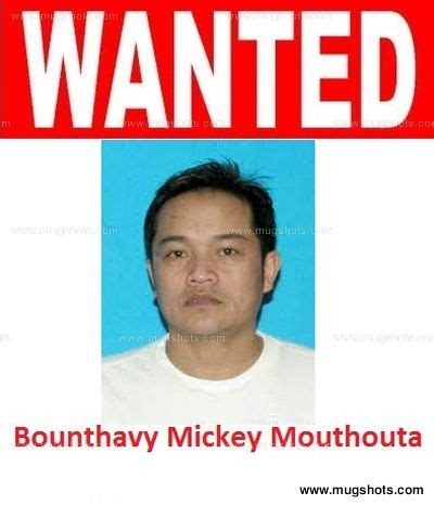 bureau mickey mugshots com fugitive manhunt bolo bounthavy