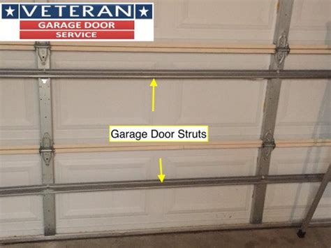 garage door strut home improvement and professional grade garage doors