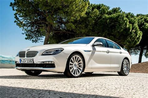 Bmw 6 Series 640i 650i Coupe Convertible Gran Coupe