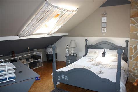 chambre bleu blanc chambre de mon plus fils photo 1 5 3503792