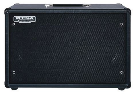 mesa boogie 2x12 3 4 back cabinet cover