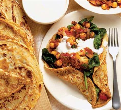 vegetarian fajita recipes bbc good food
