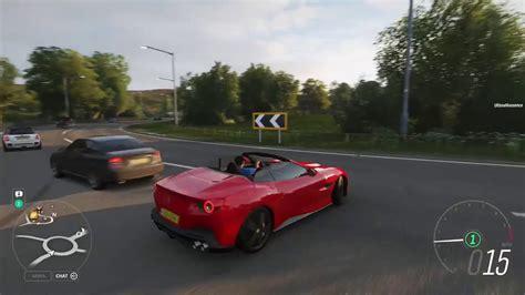 Fastest methods to unlock the ferrari portofino in forza horizon 4. Forza horizon 4: New Ferrari portofino gameplay - YouTube