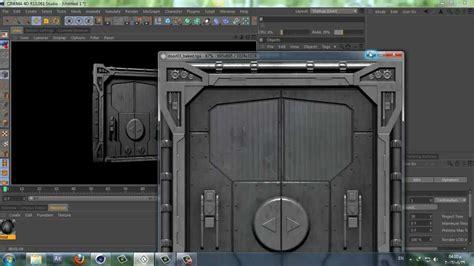 model sci fi door   sec challenge accepted