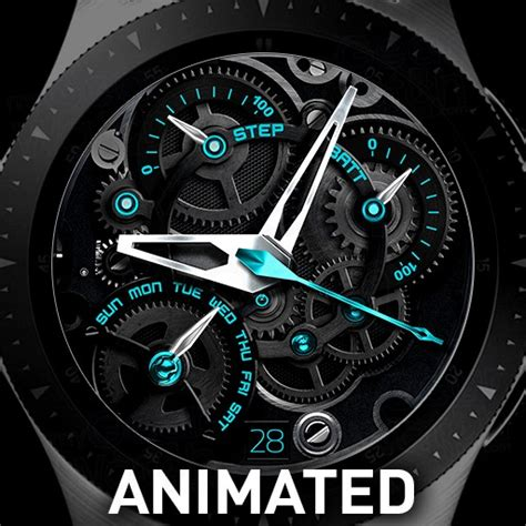 mygalaxywatch watchface overview animated c