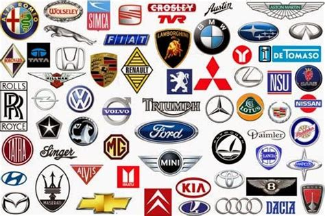 All Car Brands List