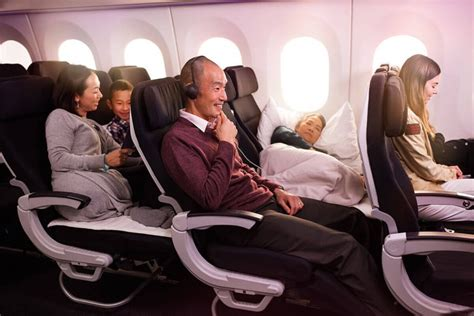 economy skycouch  long haul experience onboard