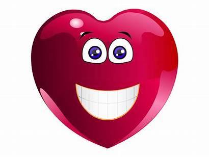 Emoji Heart Clipart Clip Smile Smiley Cliparts